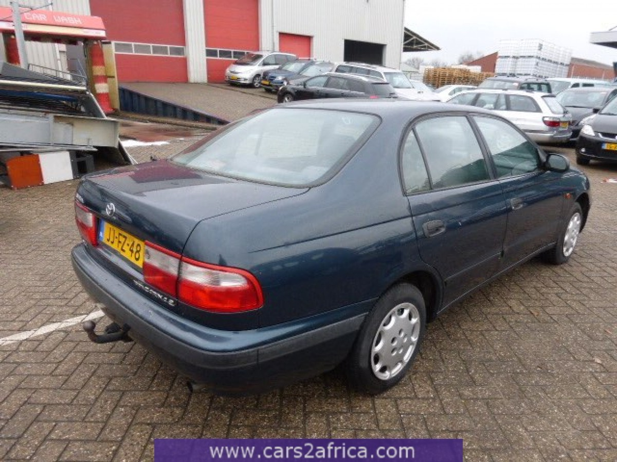 toyota carina e 1 6 62857 used available from stock. Black Bedroom Furniture Sets. Home Design Ideas