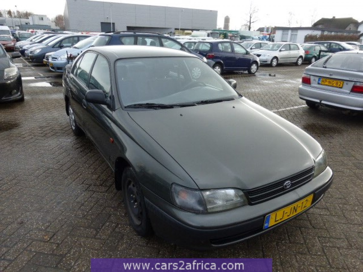 toyota carina e 1 6 64010 used available from stock. Black Bedroom Furniture Sets. Home Design Ideas