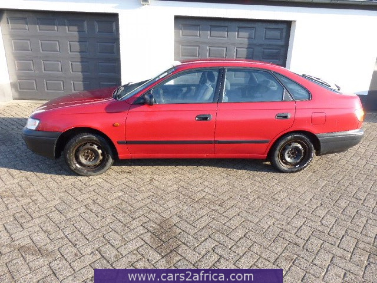 toyota carina e 1 6 64039 used available from stock. Black Bedroom Furniture Sets. Home Design Ideas