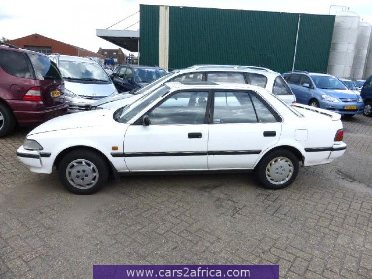 Toyota Carina Ii 2 0 59947 Used Available From Stock