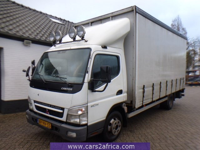 Canter 6C14 Fuso