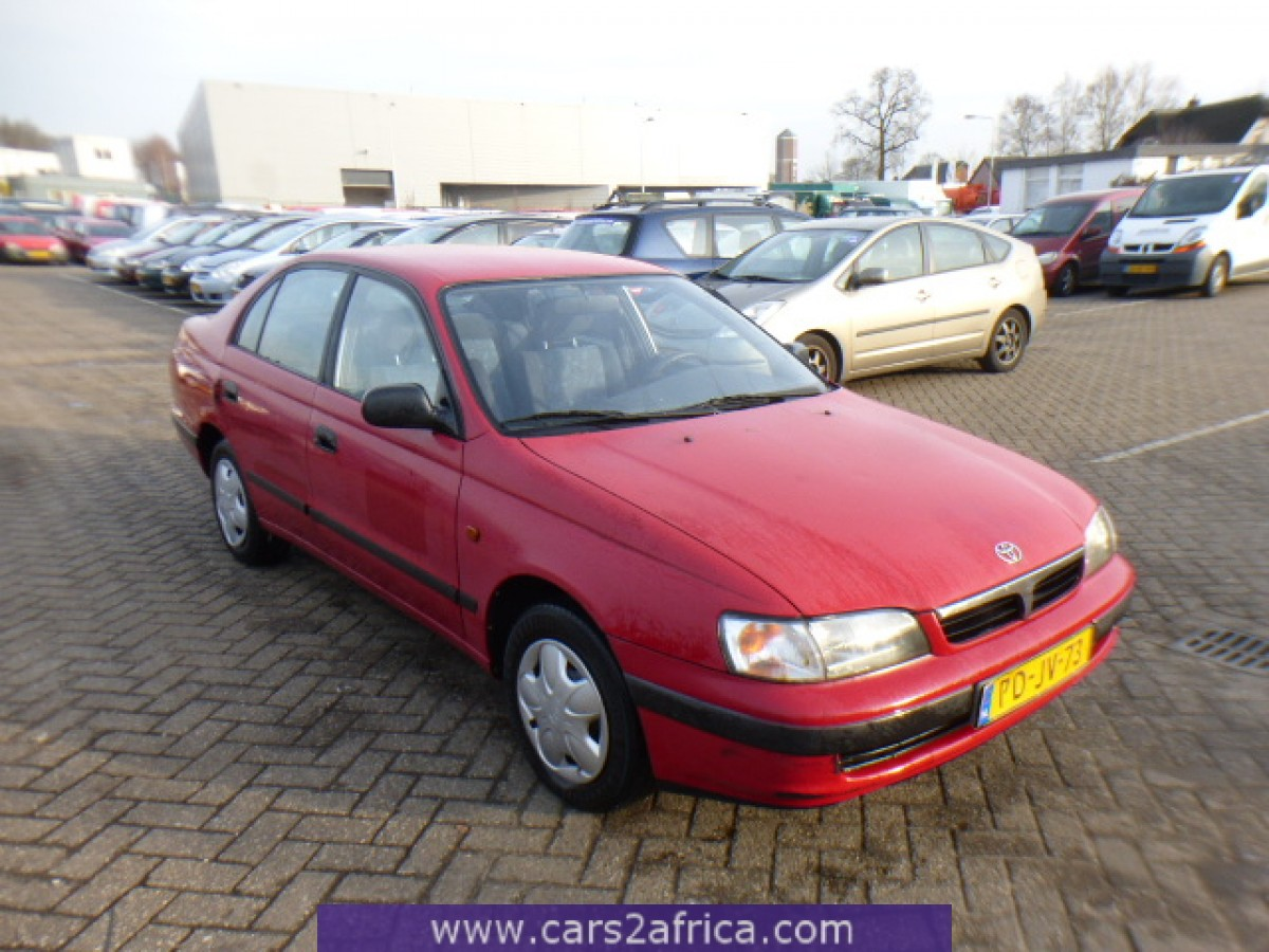 toyota carina e 1 8 64213 used available from stock. Black Bedroom Furniture Sets. Home Design Ideas