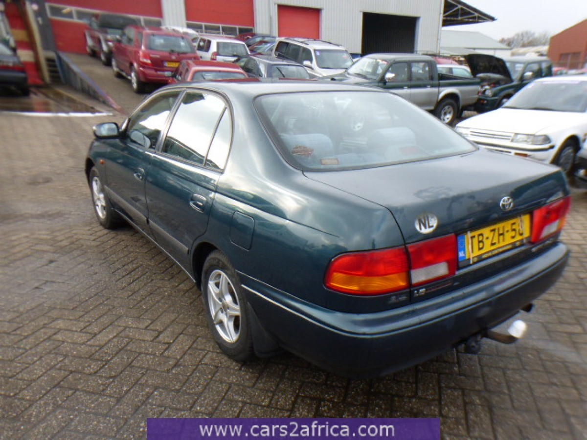 toyota carina e 1 8 64237 used available from stock. Black Bedroom Furniture Sets. Home Design Ideas