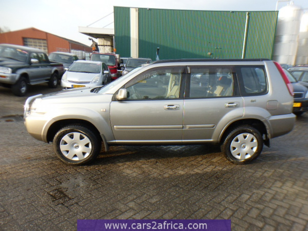 nissan x trail 2 2 cdi 64252 used available from stock. Black Bedroom Furniture Sets. Home Design Ideas