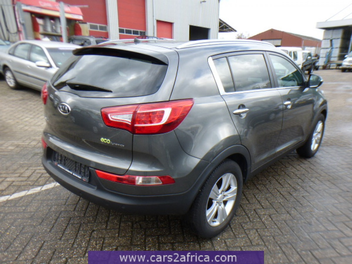kia sportage 1 7 d 62274 used available from stock. Black Bedroom Furniture Sets. Home Design Ideas