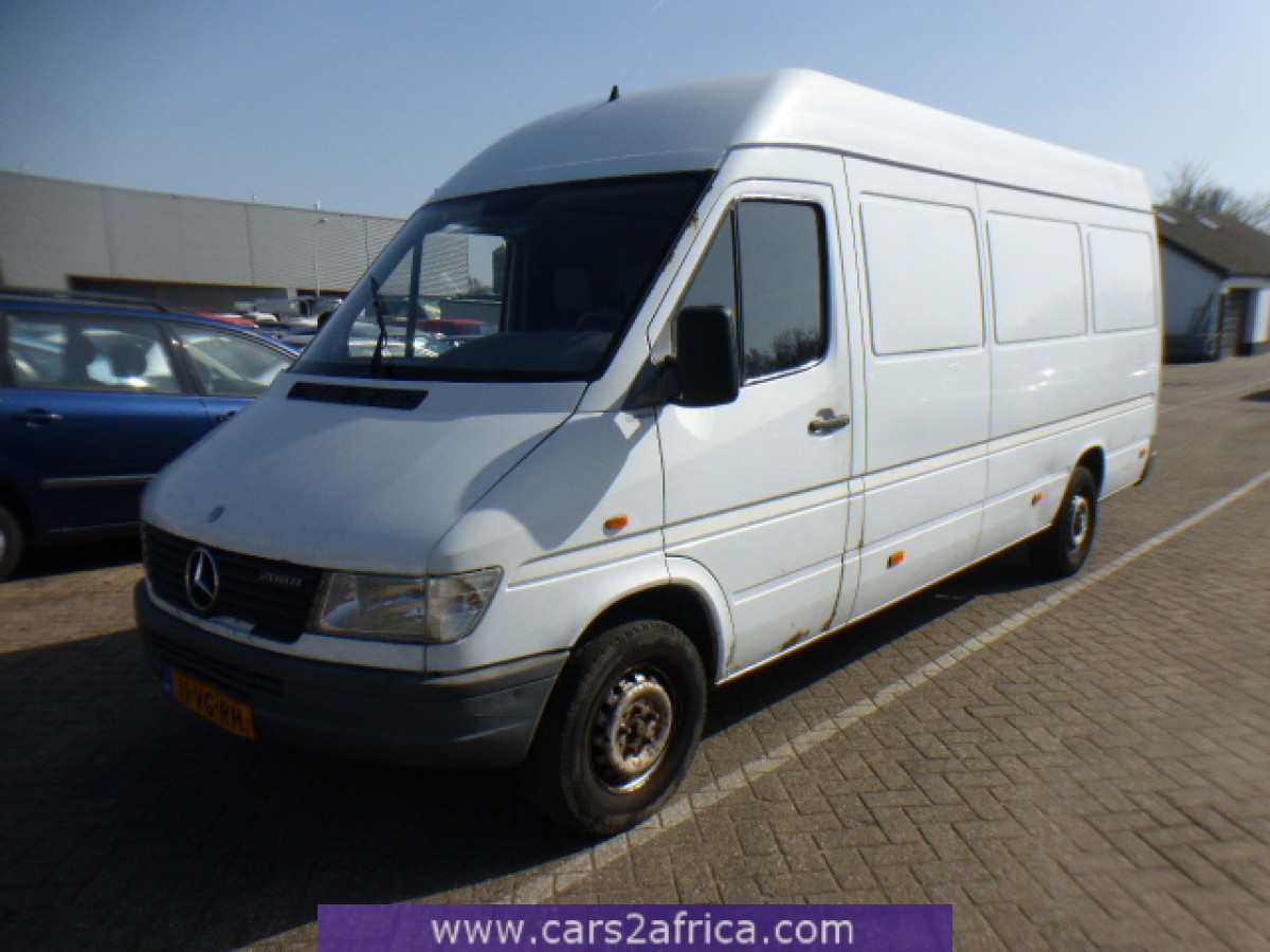 Mercedes Benz Sprinter >> MERCEDES-BENZ Sprinter 308 D #64458 - used, available from stock