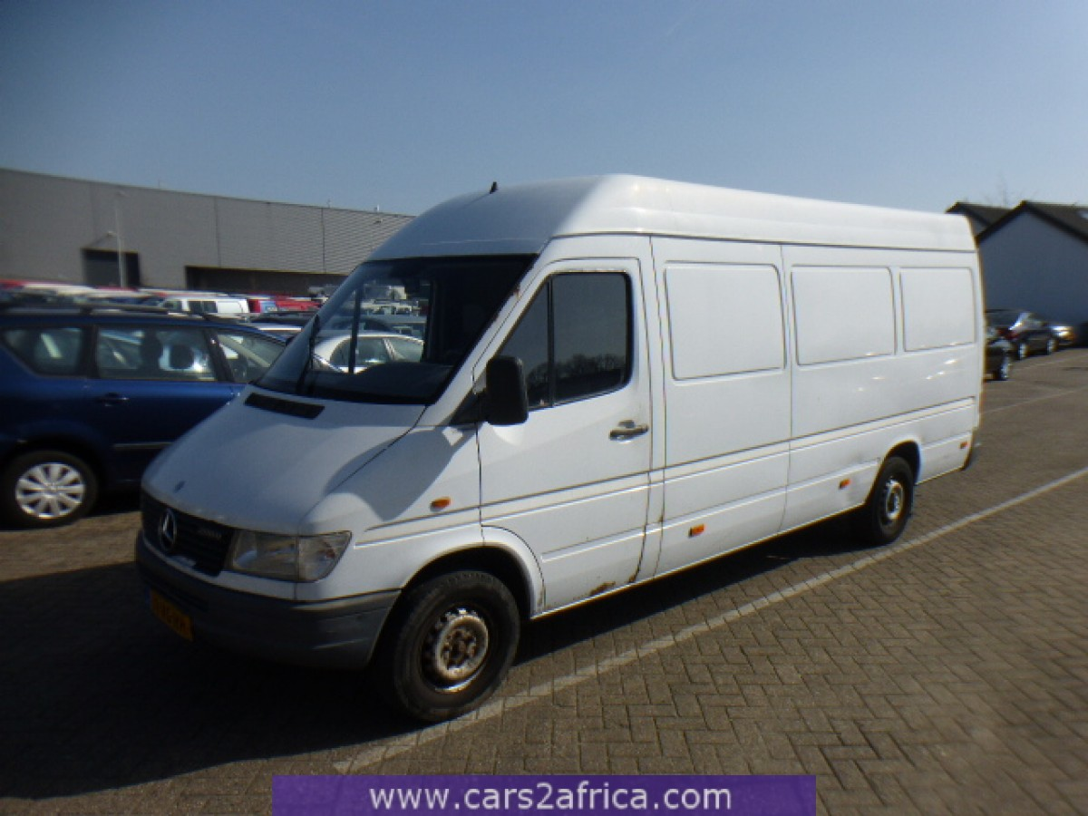 Mercedes benz sprinter 308 d 64458 used available from for Used mercedes benz sprinter