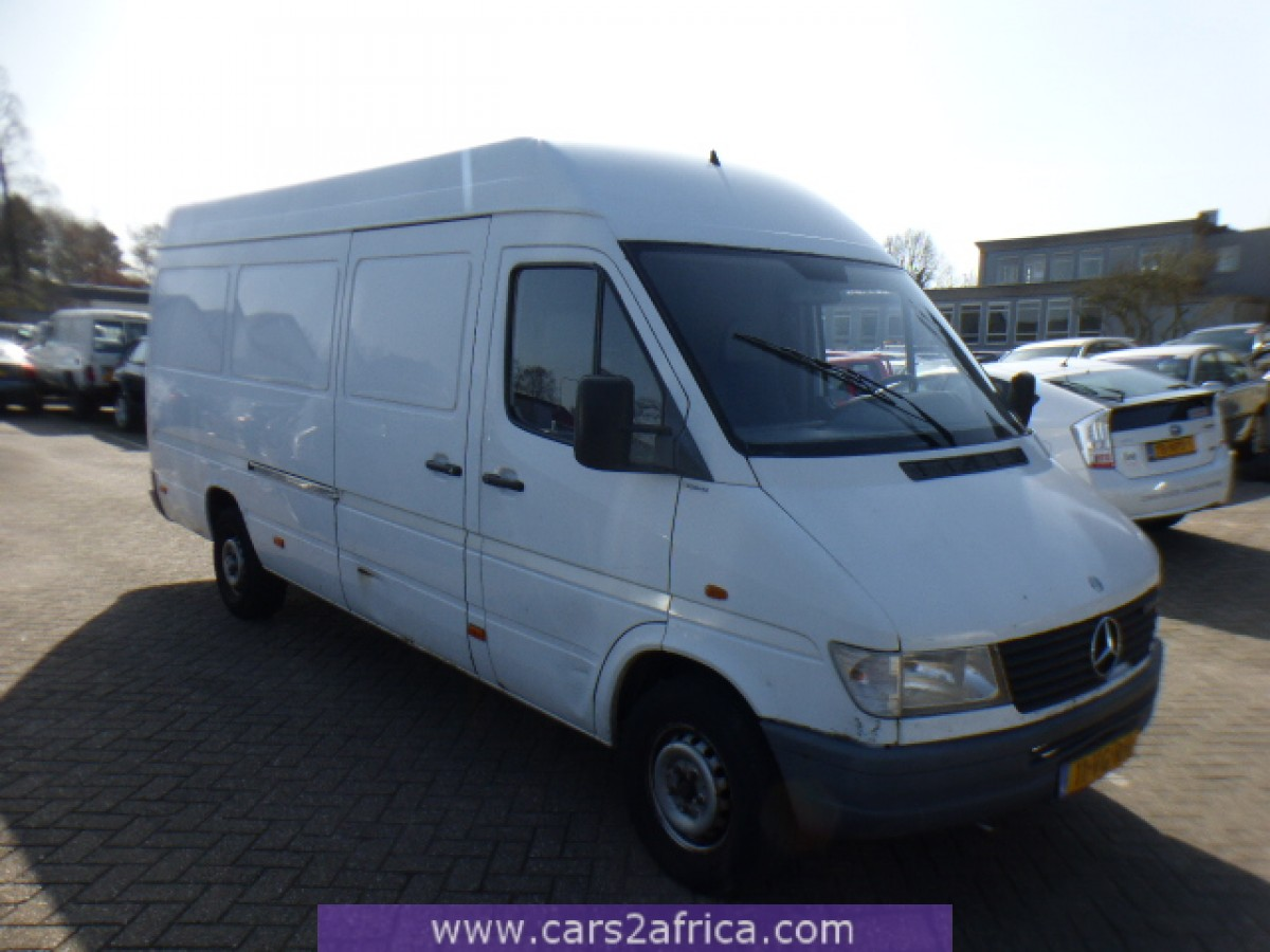 Mercedes benz sprinter 308 d 64458 used available from for Used mercedes benz sprinter van