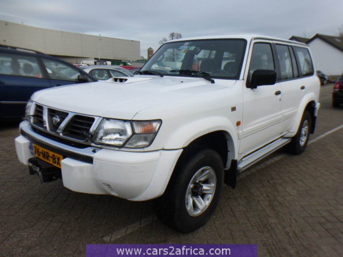 nissan patrol 3 0 td 64468 used available from stock. Black Bedroom Furniture Sets. Home Design Ideas