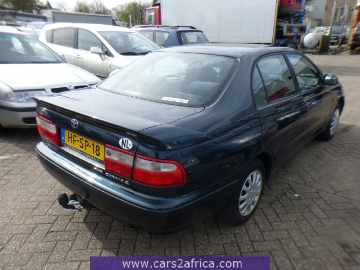 toyota carina e 1 6 64384 used available from stock. Black Bedroom Furniture Sets. Home Design Ideas