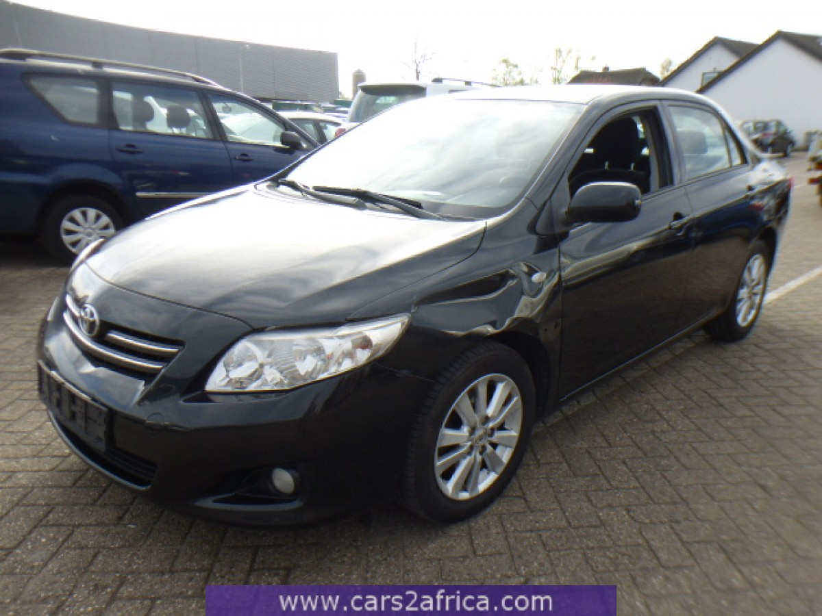 toyota corolla 2 0 d 4d 64552 used available from stock. Black Bedroom Furniture Sets. Home Design Ideas