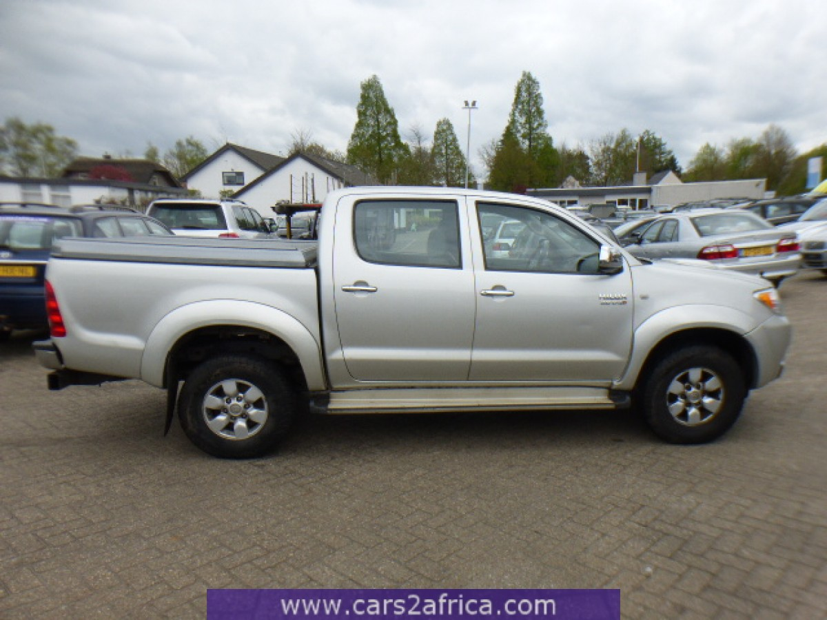 Toyota Hilux 2 5 D 4d 64605 Used Available From Stock