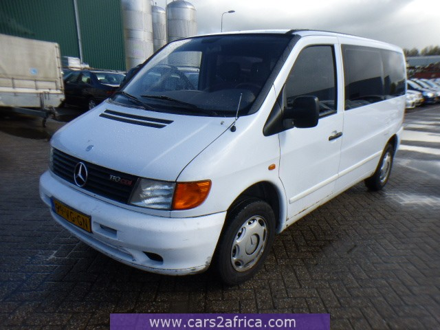 Used Cars And Trucks For Less >> MERCEDES-BENZ Vito 110 CDI #64567 - used, available from stock