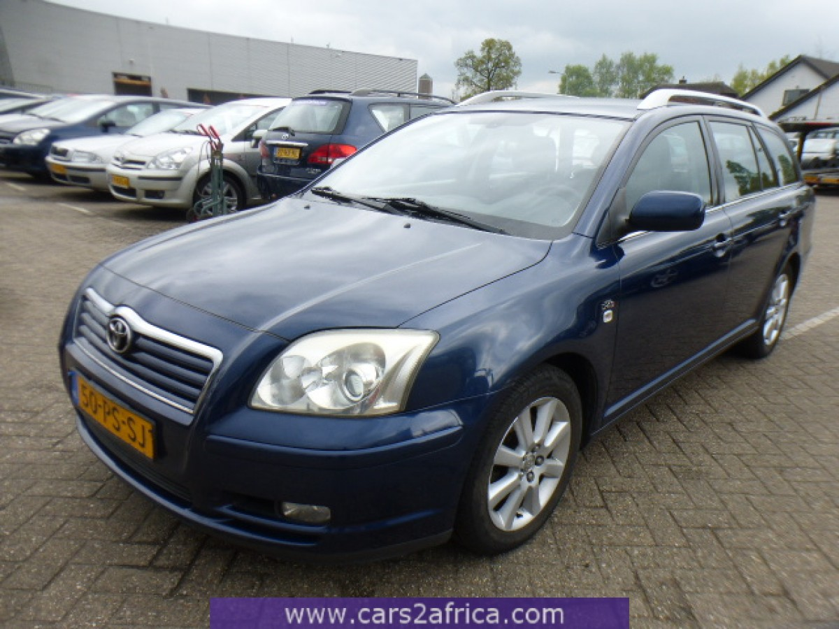 toyota avensis 2 0 d 4d 64676 used available from stock. Black Bedroom Furniture Sets. Home Design Ideas