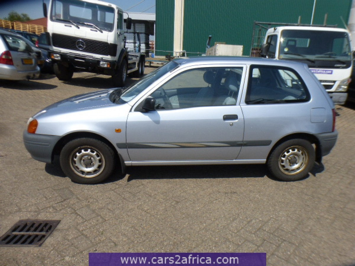 Toyota Starlet 1 3 64608 Used Available From Stock
