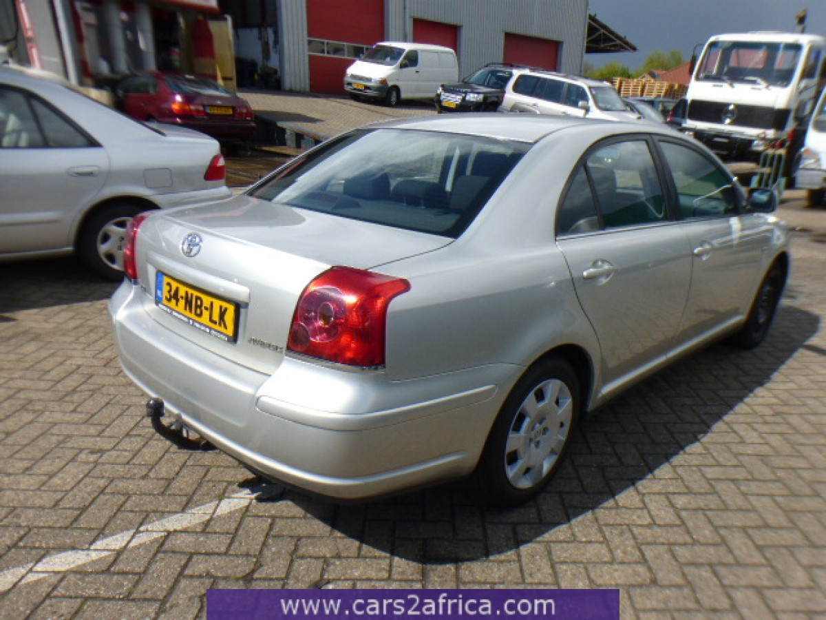 toyota avensis 1 8 64587 used available from stock. Black Bedroom Furniture Sets. Home Design Ideas