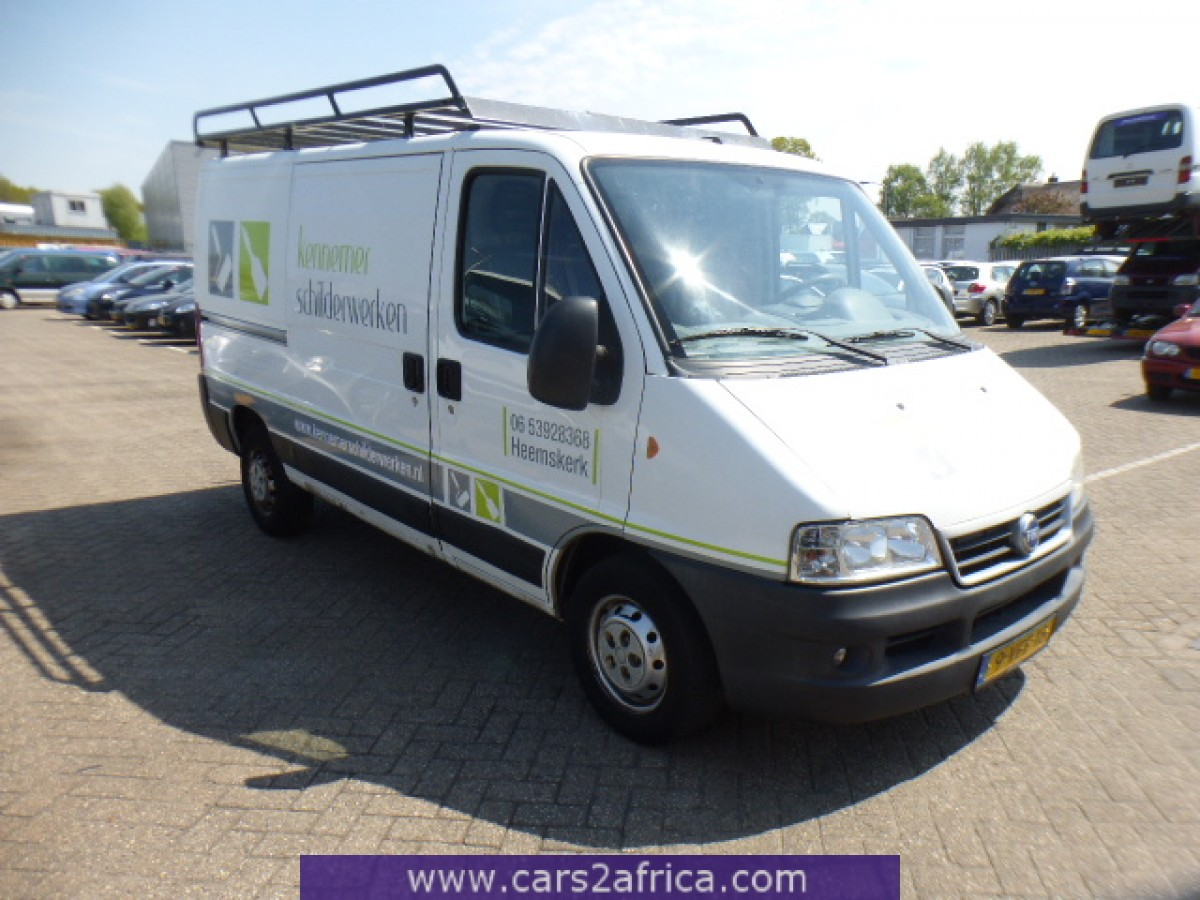 fiat ducato 2 3 d 64704 used available from stock. Black Bedroom Furniture Sets. Home Design Ideas