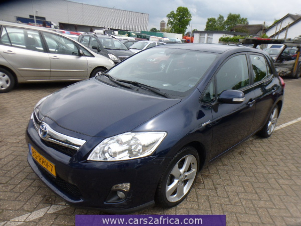 toyota auris 1 8 hsd 64745 used available from stock. Black Bedroom Furniture Sets. Home Design Ideas