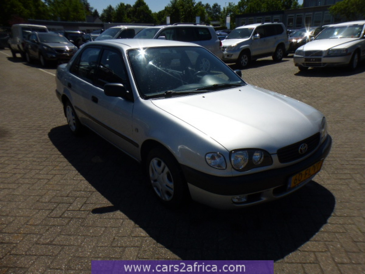 Used Corolla Alexandria >> TOYOTA Corolla 1.4 #64760 - used, available from stock