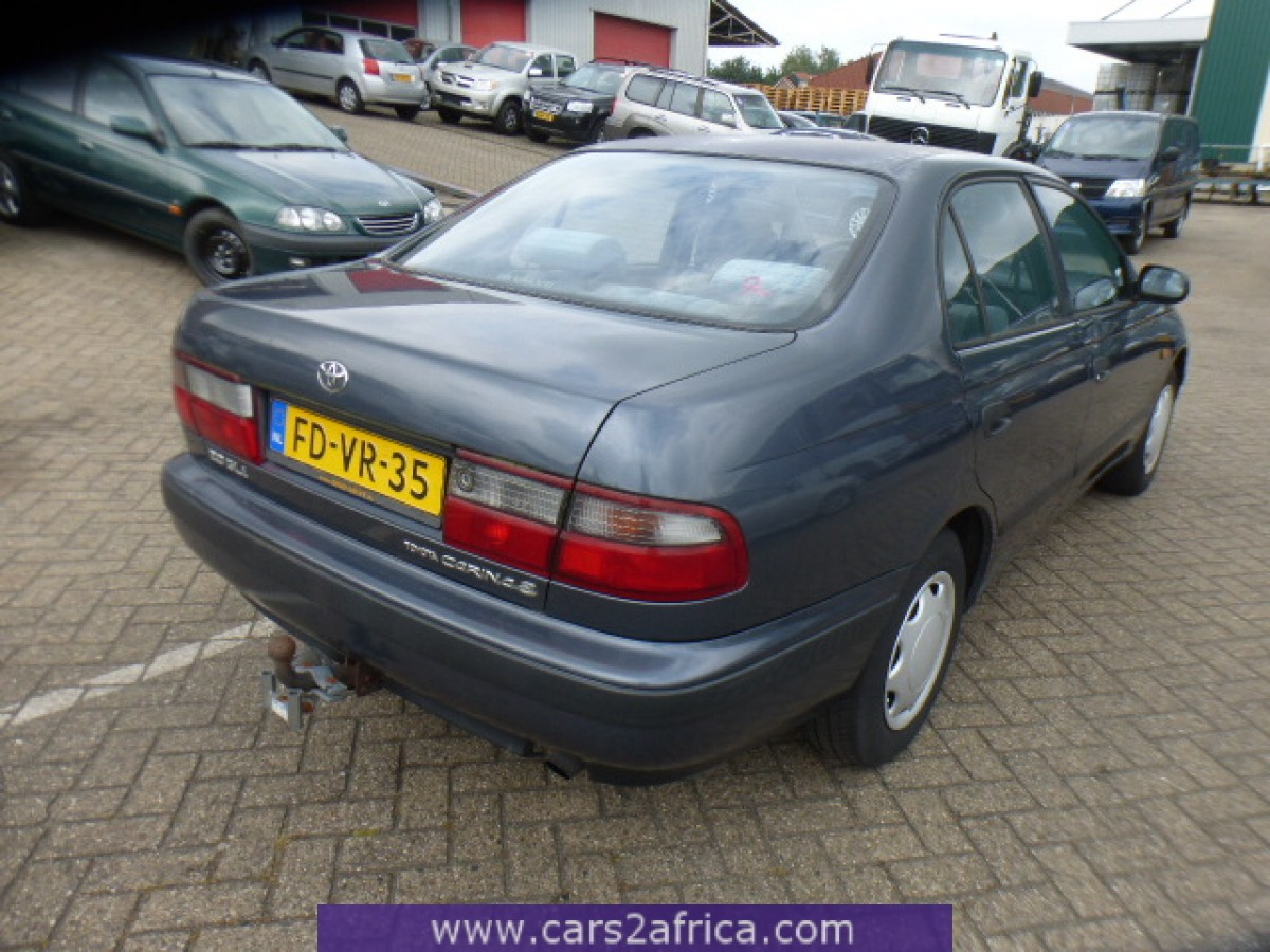 toyota carina e 2 0 64777 used available from stock. Black Bedroom Furniture Sets. Home Design Ideas