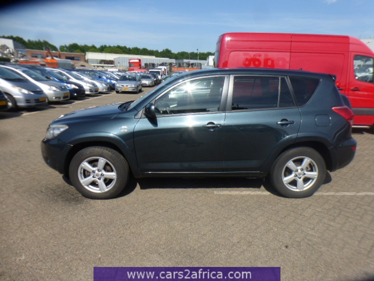 toyota rav4 2 2 d cat 64774 used available from stock. Black Bedroom Furniture Sets. Home Design Ideas