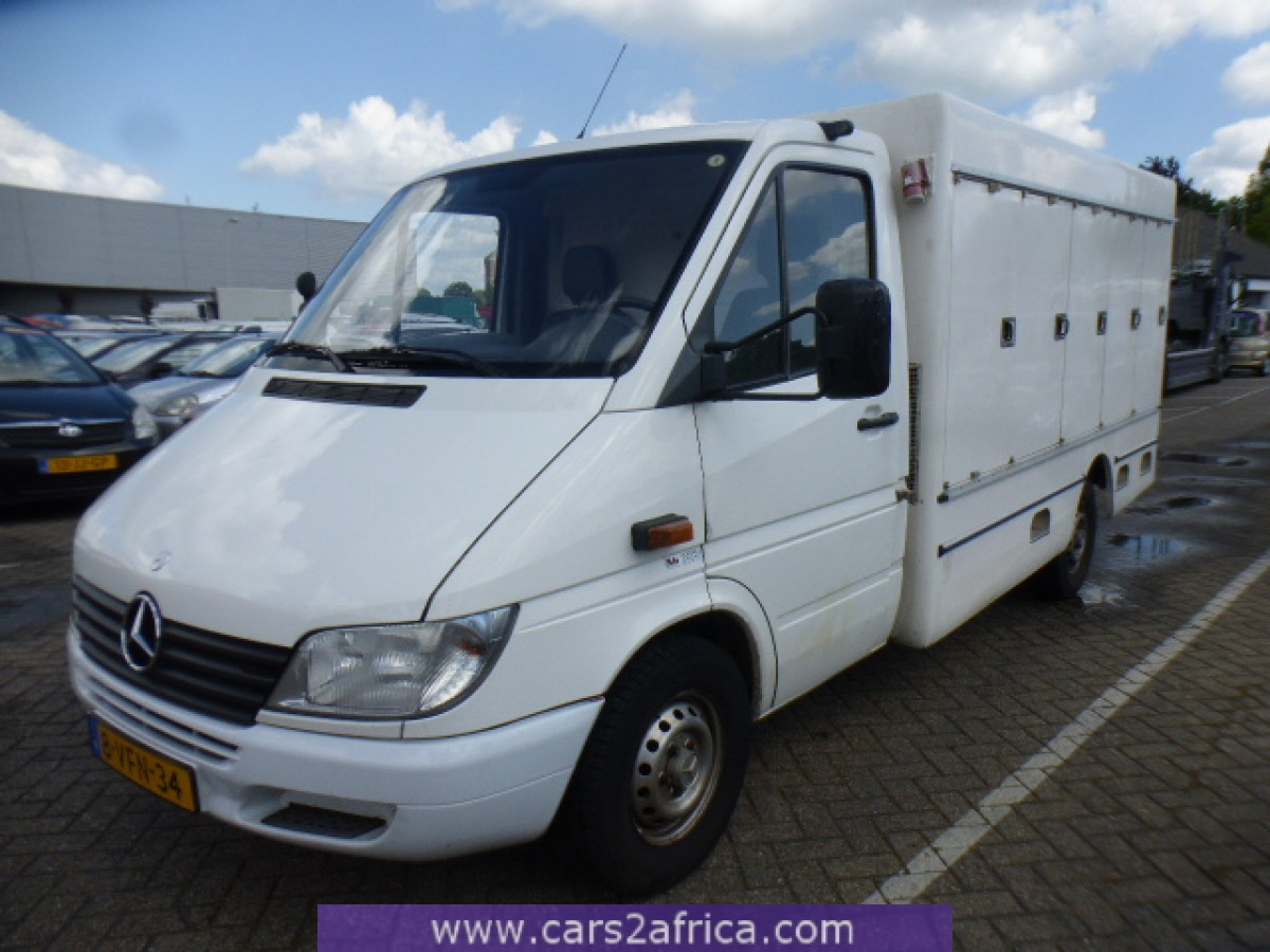 Mercedes benz sprinter 311 cdi 64829 used available for Used mercedes benz sprinter