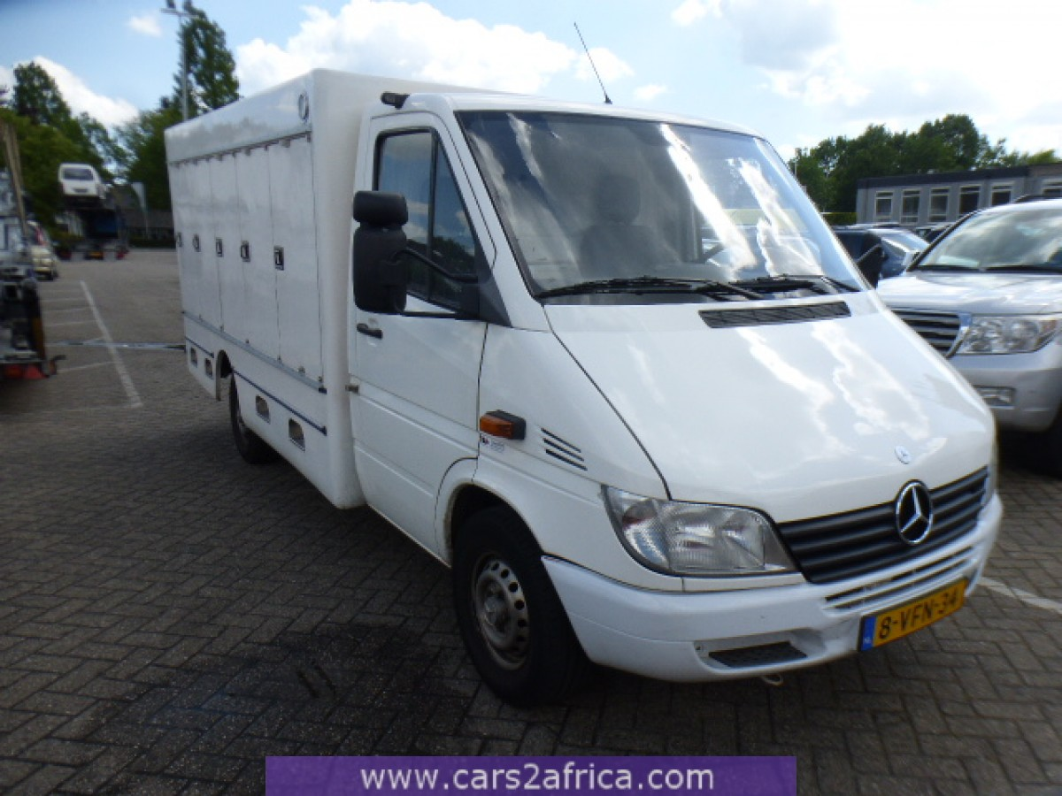 Mercedes Benz Of Alexandria >> MERCEDES-BENZ Sprinter 311 CDI #64829 - used, available ...