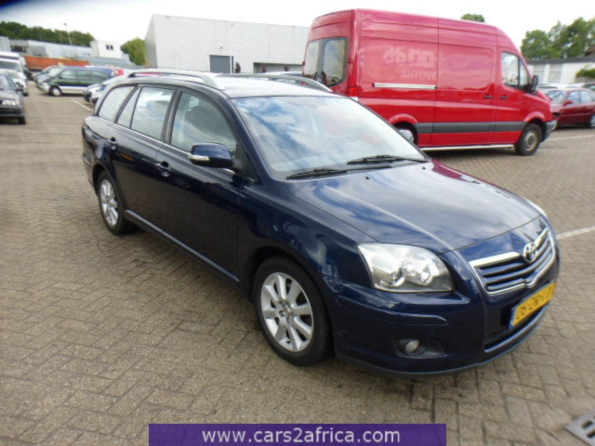 toyota avensis 2 0 d 4d 64841 used available from stock. Black Bedroom Furniture Sets. Home Design Ideas