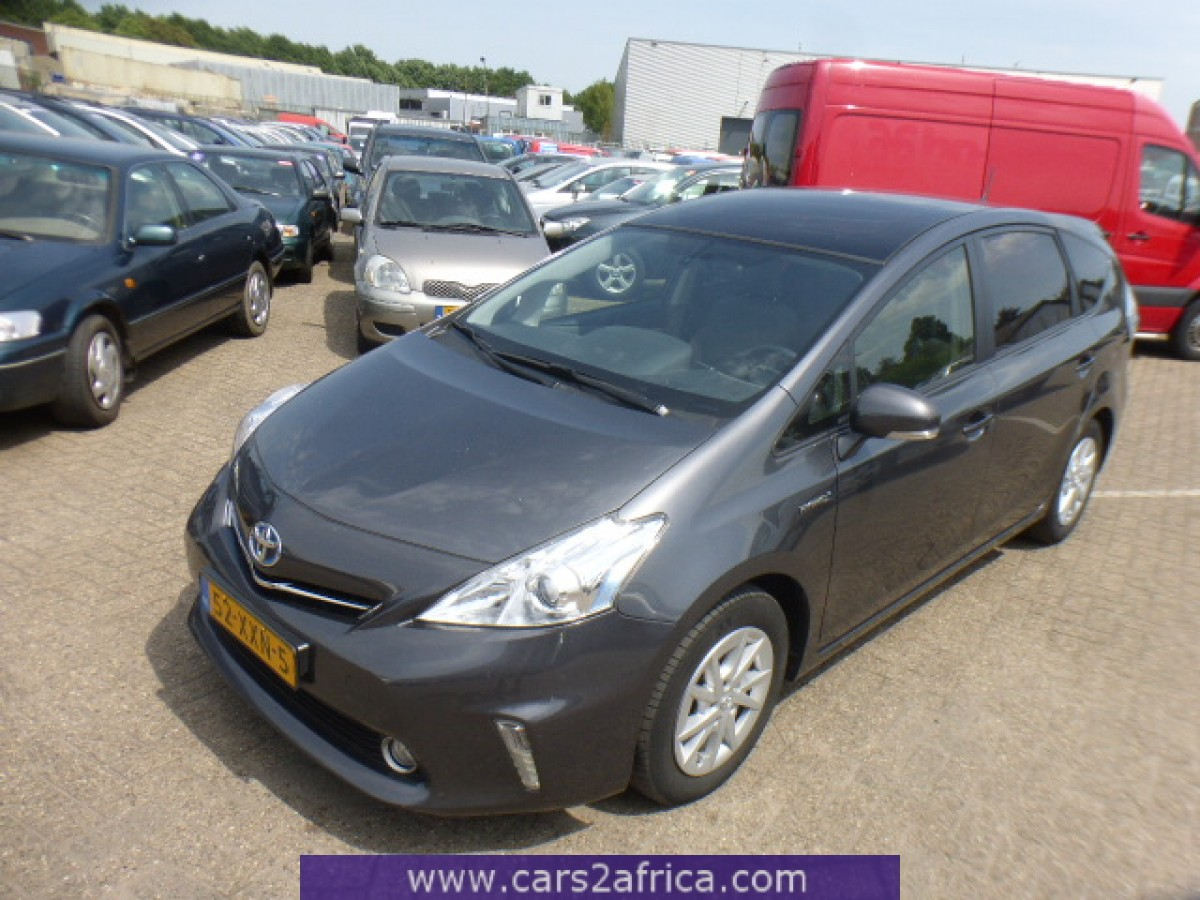 toyota prius plus 1 8 hsd 64871 occasion utilis en stock. Black Bedroom Furniture Sets. Home Design Ideas