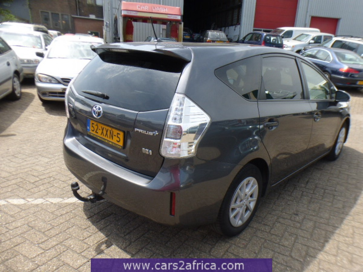 toyota prius plus 1 8 hsd 64871 used available from stock. Black Bedroom Furniture Sets. Home Design Ideas