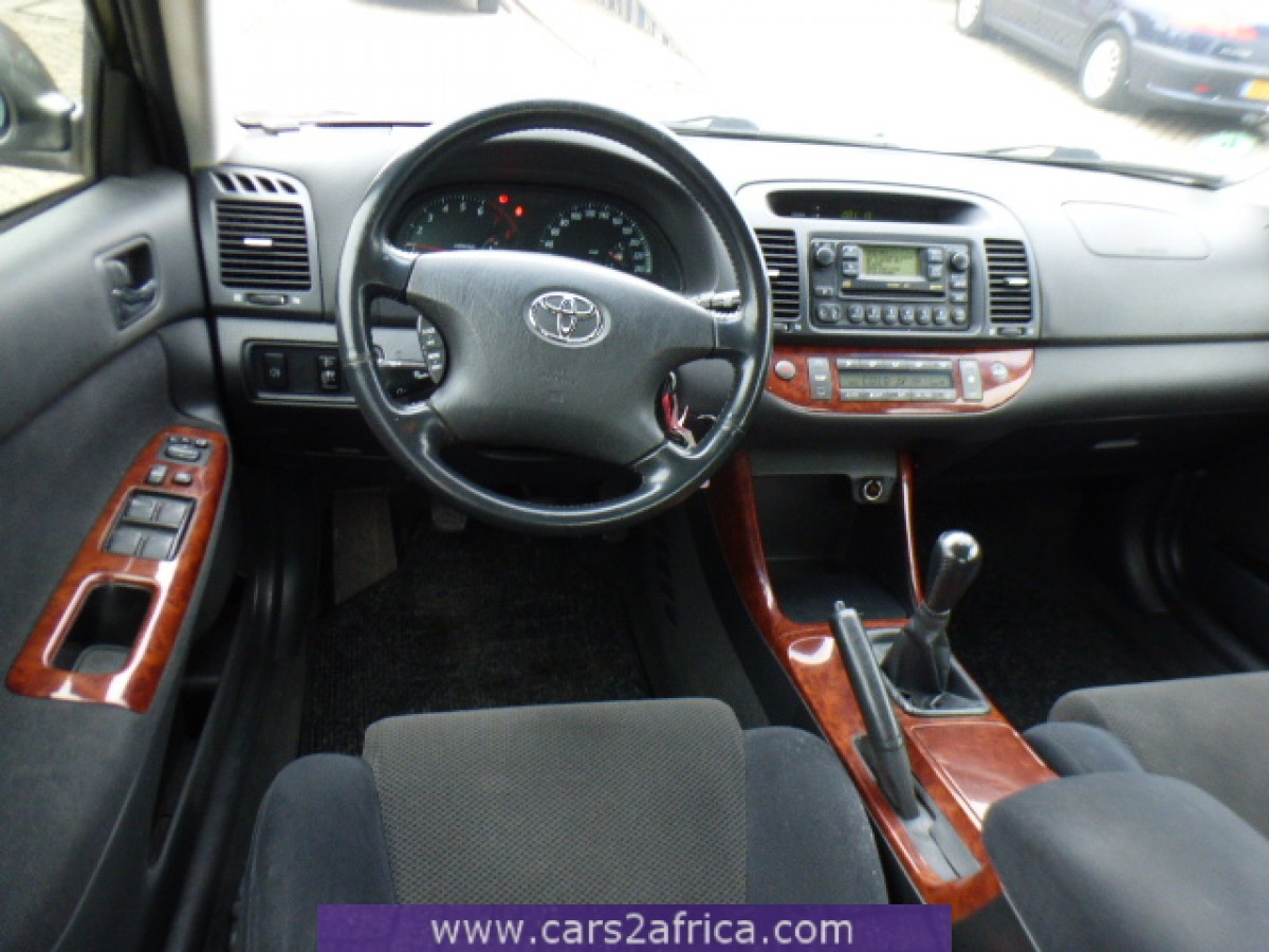 2002 toyota camry manual transmission