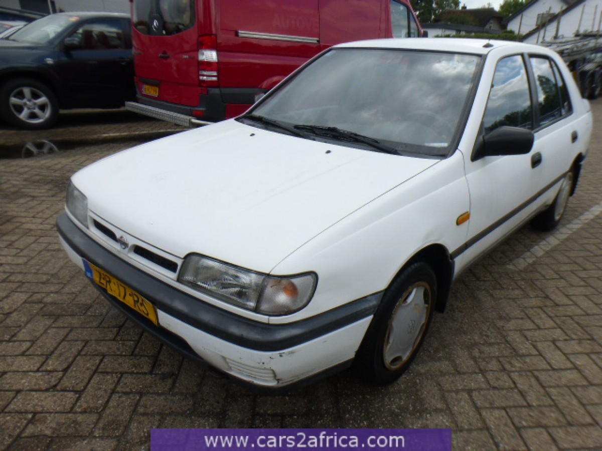 Nissan Sunny 1 6 65035 Used Available From Stock