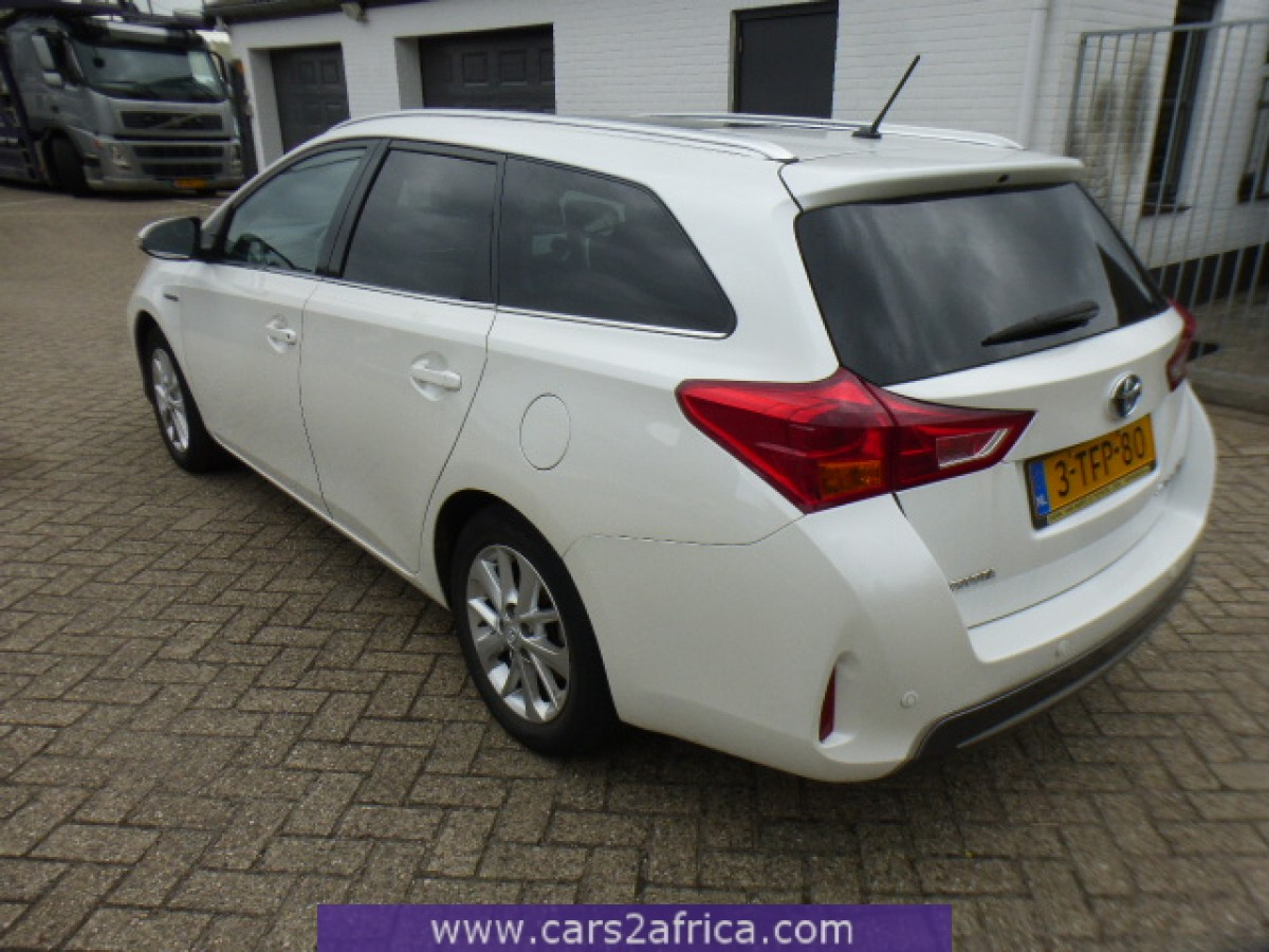 toyota auris 1 8 hsd 64908 used available from stock. Black Bedroom Furniture Sets. Home Design Ideas