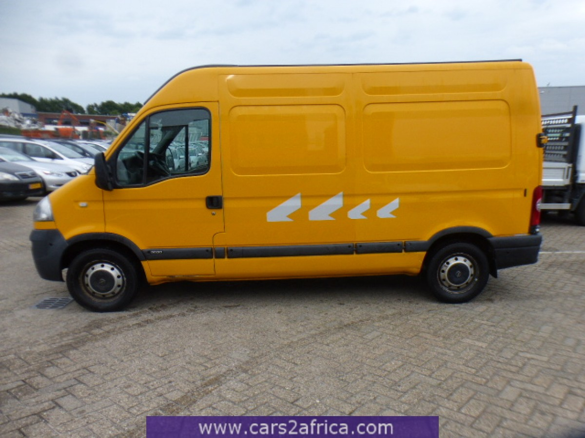 opel movano 2 5 dci 64950 used available from stock. Black Bedroom Furniture Sets. Home Design Ideas
