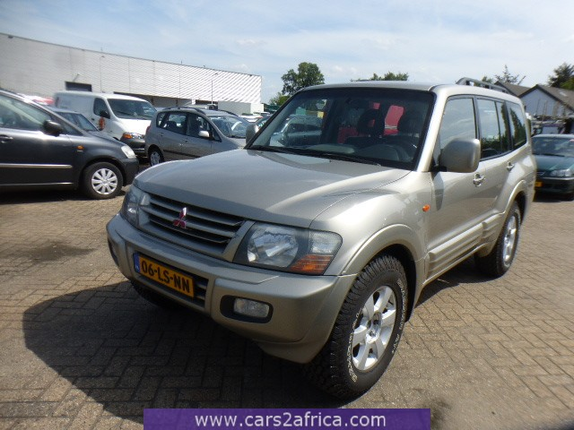 MITSUBISHI Pajero 3.2 DID #65094 - used, available from stock