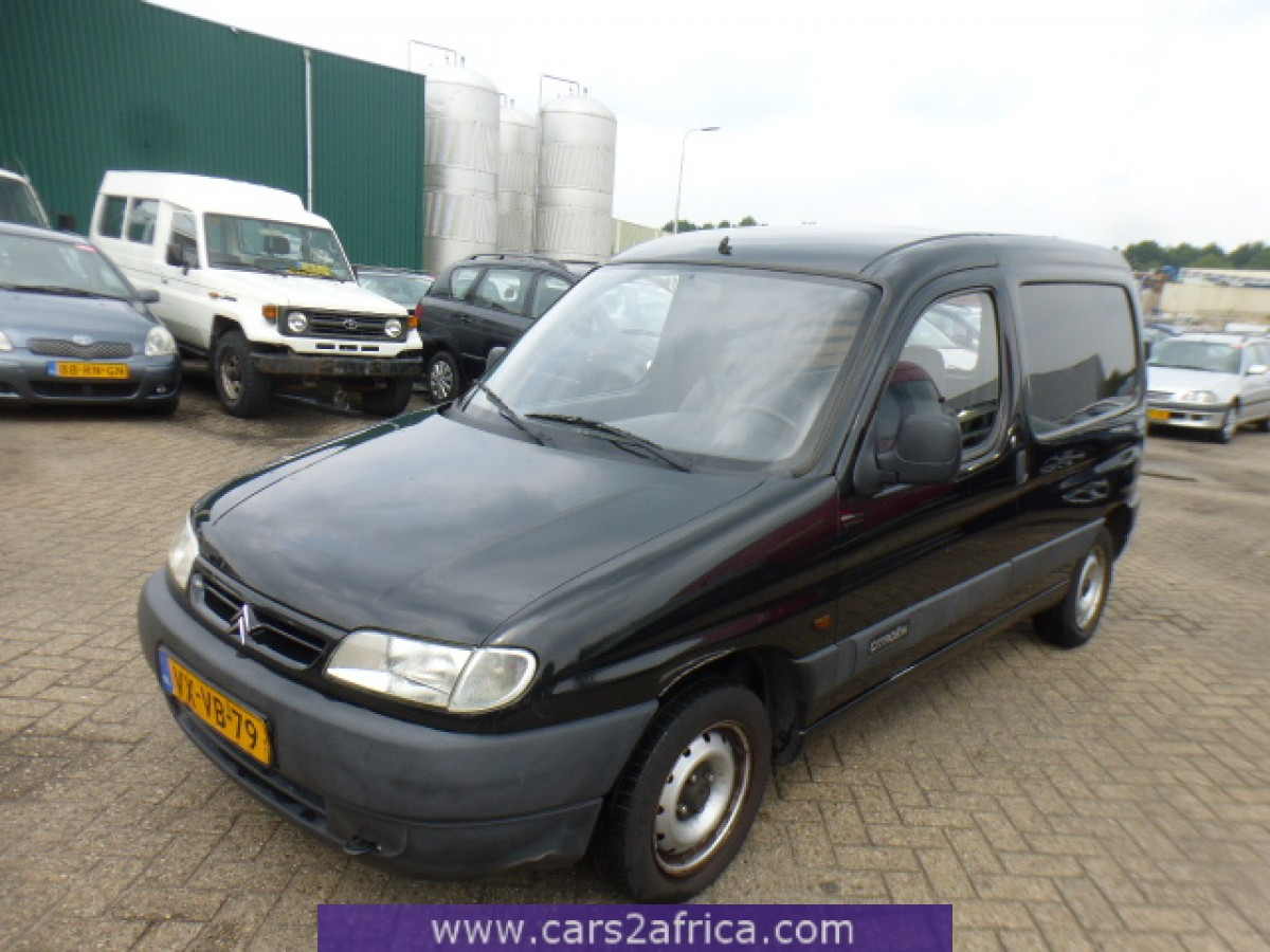 citroen berlingo 1 9 d 65122 used available from stock. Black Bedroom Furniture Sets. Home Design Ideas