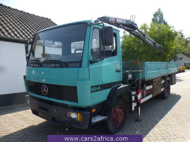MERCEDES-BENZ Ecoliner 914