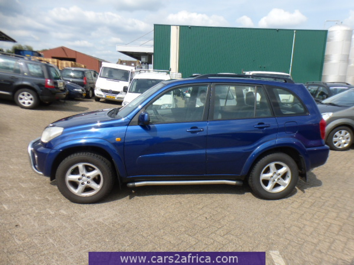 toyota rav4 2 0 65172 used available from stock. Black Bedroom Furniture Sets. Home Design Ideas