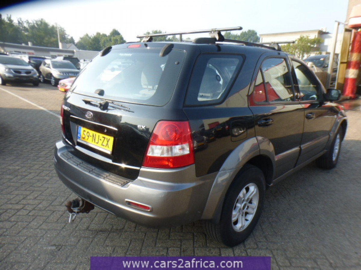 kia sorento 2 4 65176 used available from stock. Black Bedroom Furniture Sets. Home Design Ideas