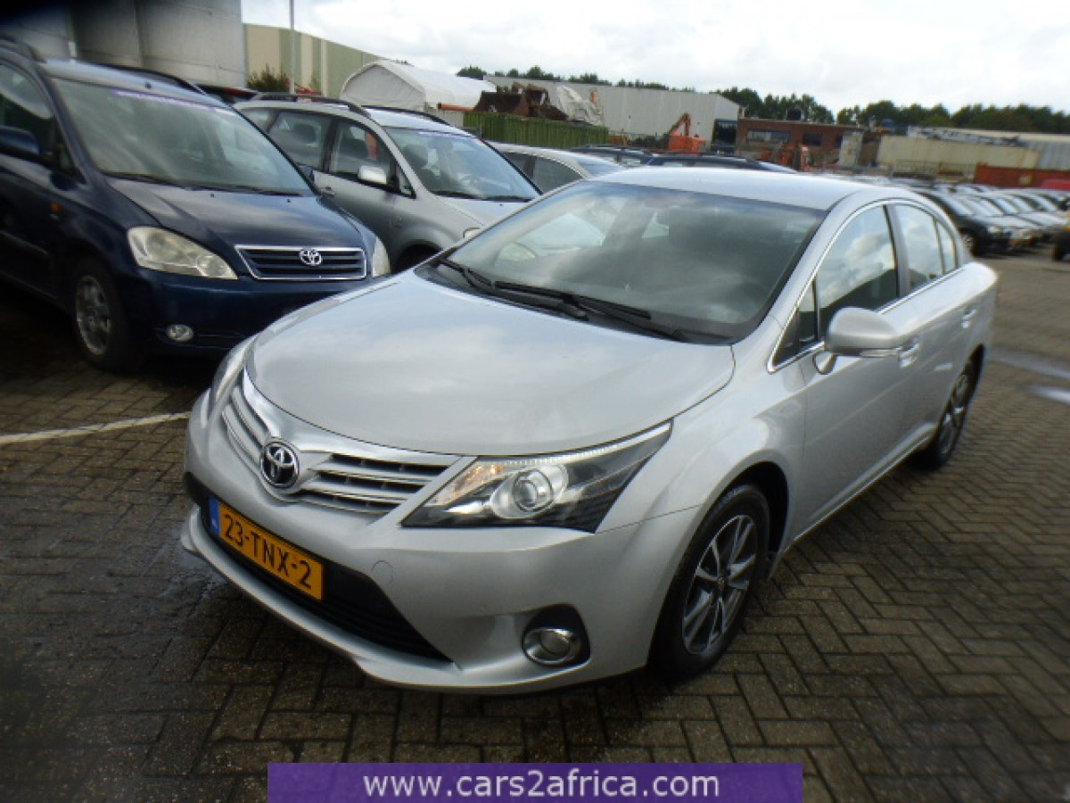 toyota avensis 2 0 d 4d 65226 used available from stock. Black Bedroom Furniture Sets. Home Design Ideas