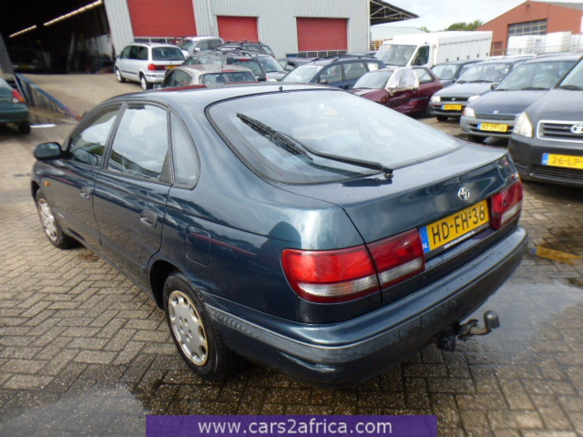 toyota carina e 2 0 65217 used available from stock. Black Bedroom Furniture Sets. Home Design Ideas