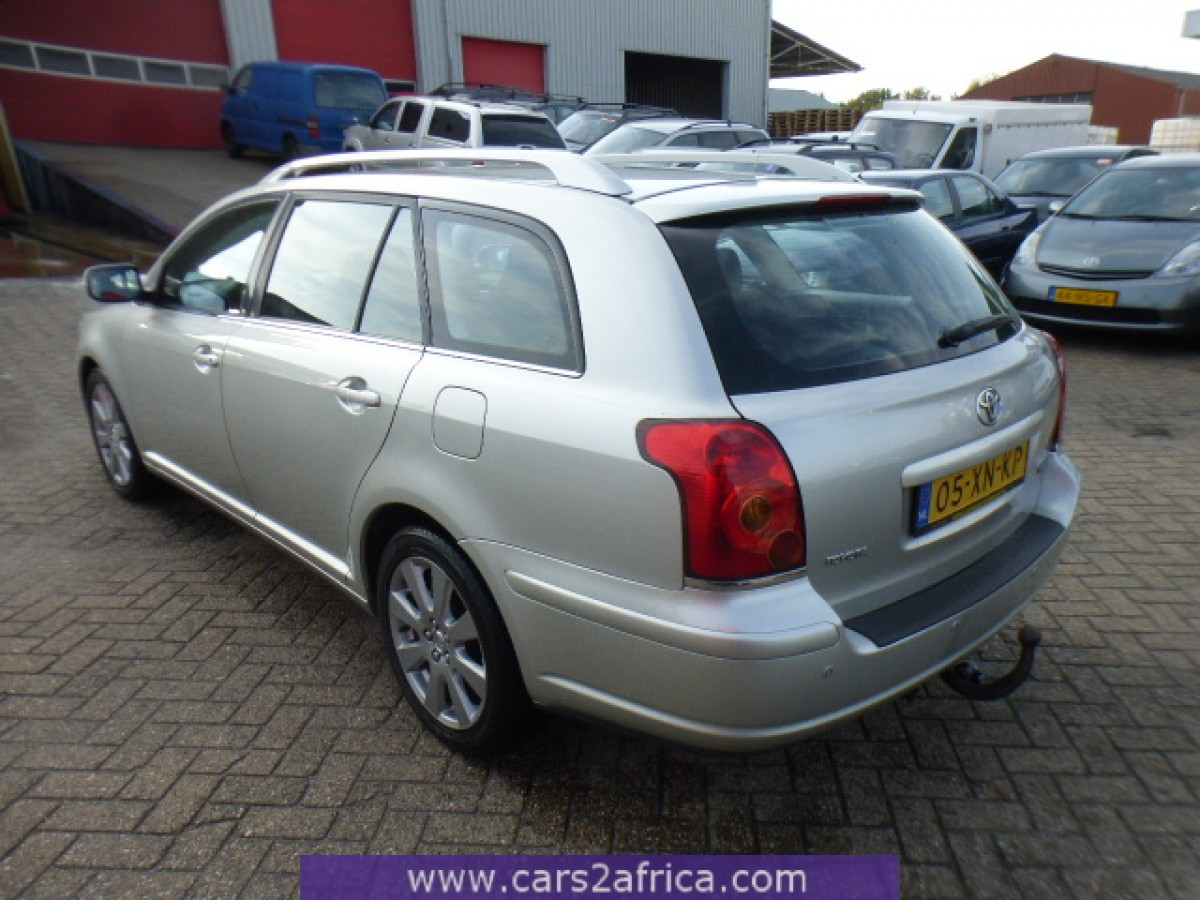 toyota avensis 2 0 d 4d 65279 used available from stock. Black Bedroom Furniture Sets. Home Design Ideas