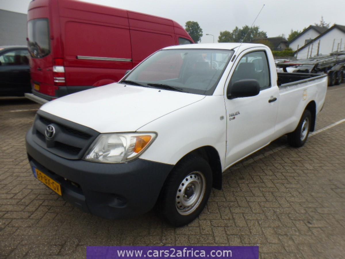 Toyota Hilux 2 5 D 4d 65294 Used Available From Stock