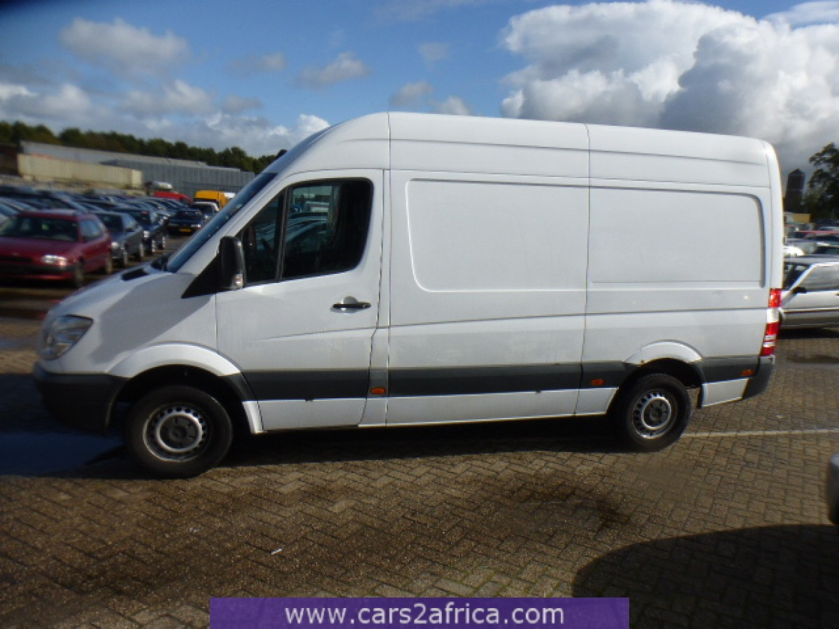 Mercedes benz sprinter 315 cdi 65337 used available for Mercedes benz support number
