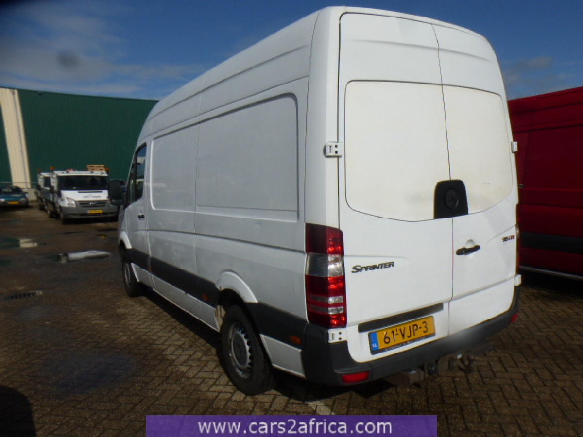 Mercedes benz sprinter 315 cdi 65337 used available for Used mercedes benz sprinter