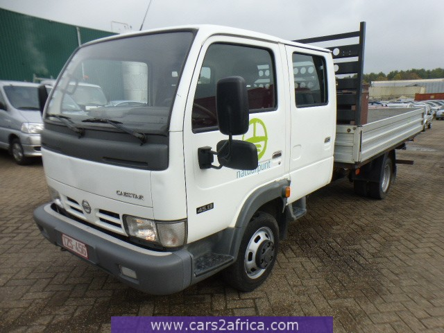 Airbags For Trucks >> NISSAN Cabstar E 3.0 D #65395 - used, available from stock