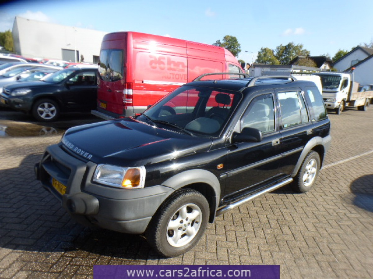 land rover freelander 1 8 65365 used available from stock. Black Bedroom Furniture Sets. Home Design Ideas