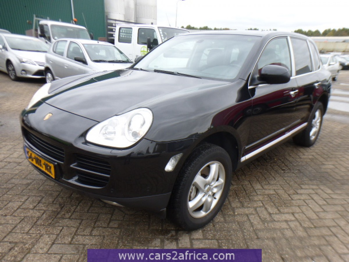 porsche cayenne s 4 5 v8 65428 used available from stock. Black Bedroom Furniture Sets. Home Design Ideas