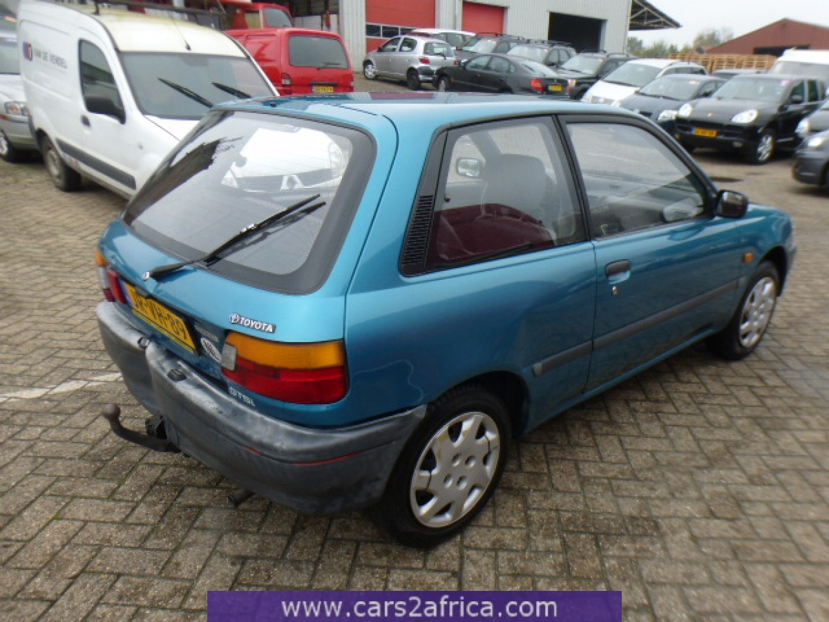 Toyota Starlet 1 3 65478 Used Available From Stock
