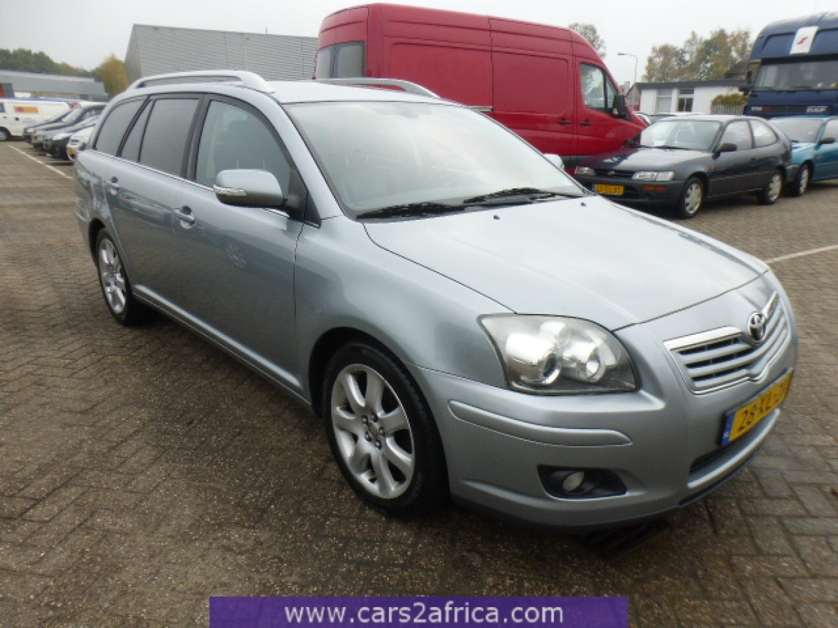 toyota avensis 2 0 d 4d 65471 used available from stock. Black Bedroom Furniture Sets. Home Design Ideas